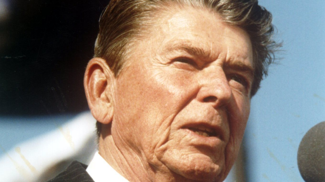 """president reagan interview on principles of the new right A new biopic is set to be released next summer, based on former president ronald reagan's life, titled """"reagan"""" and directed by sean mcnamara of """"soul surfer"""" fame."""