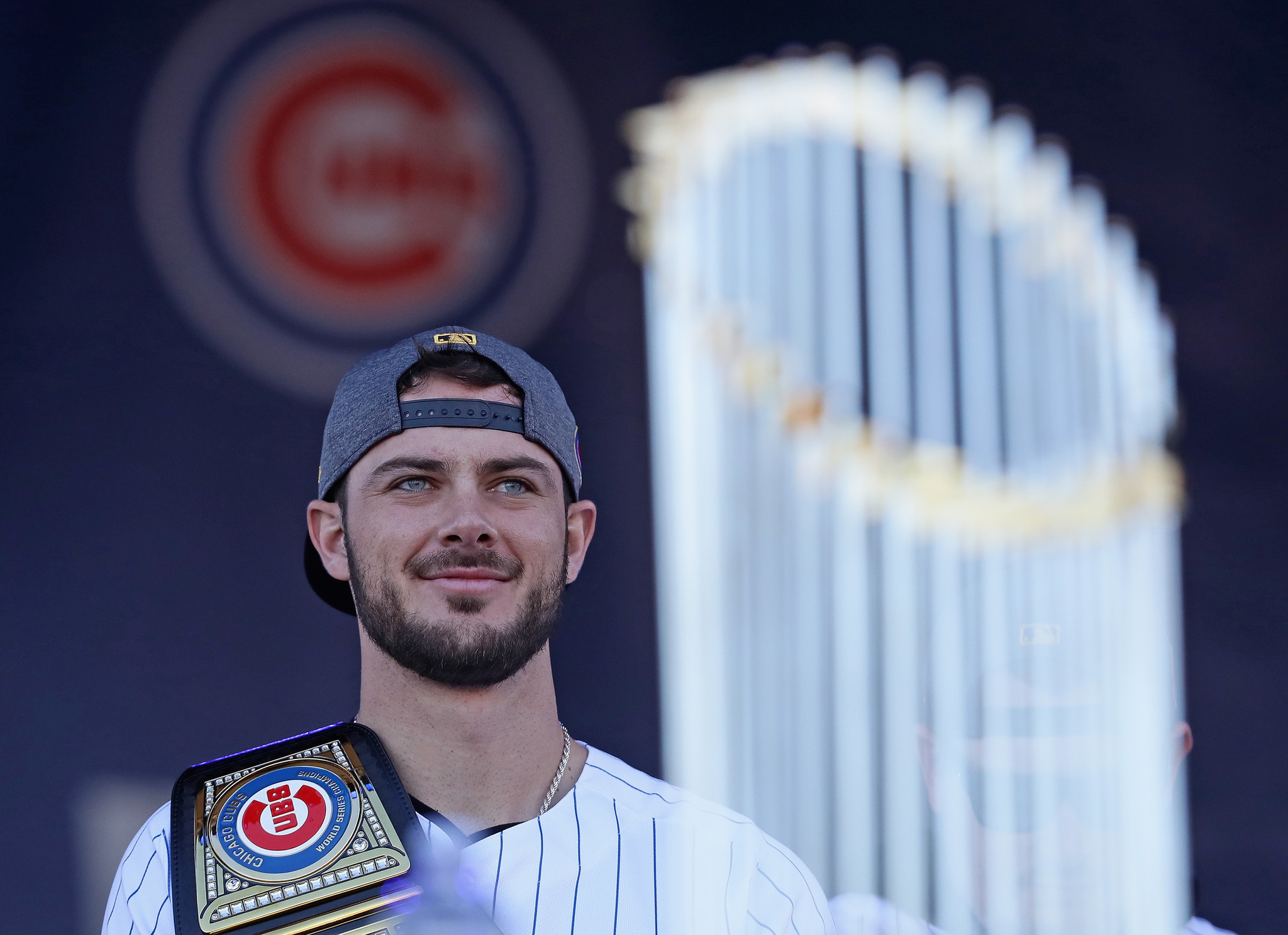 Cubs' Kris Bryant can make'M V P' chants become reality Baseball Chicago Cubs news NewsLocker