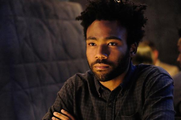"Donald Glover created and stars in Golden Globe-nominated the FX series ""Atlanta."" (Guy D'Alema/FX)"