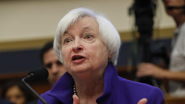 World Marketplace Awaits Fed Chair Yellen's Remarks To US Senate