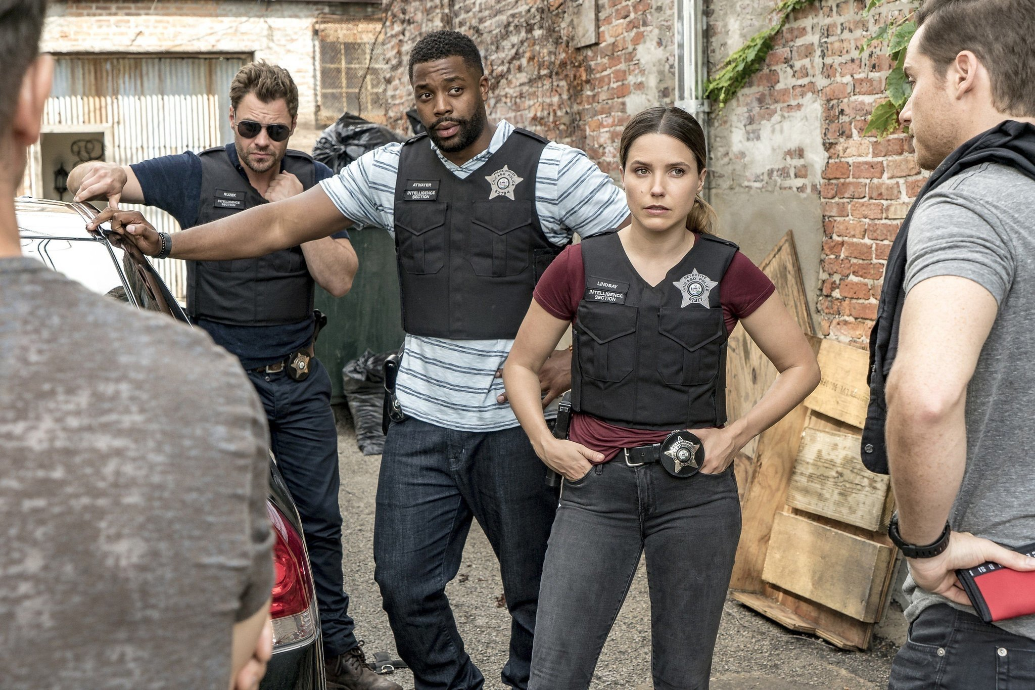 How TV shows like \'Chicago P.D.\' portray Chicago gun violence ...