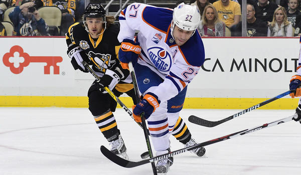 Oilers' Milan Lucic Says 'it'll Be Cool' To Play Against The Kings, His Former Team
