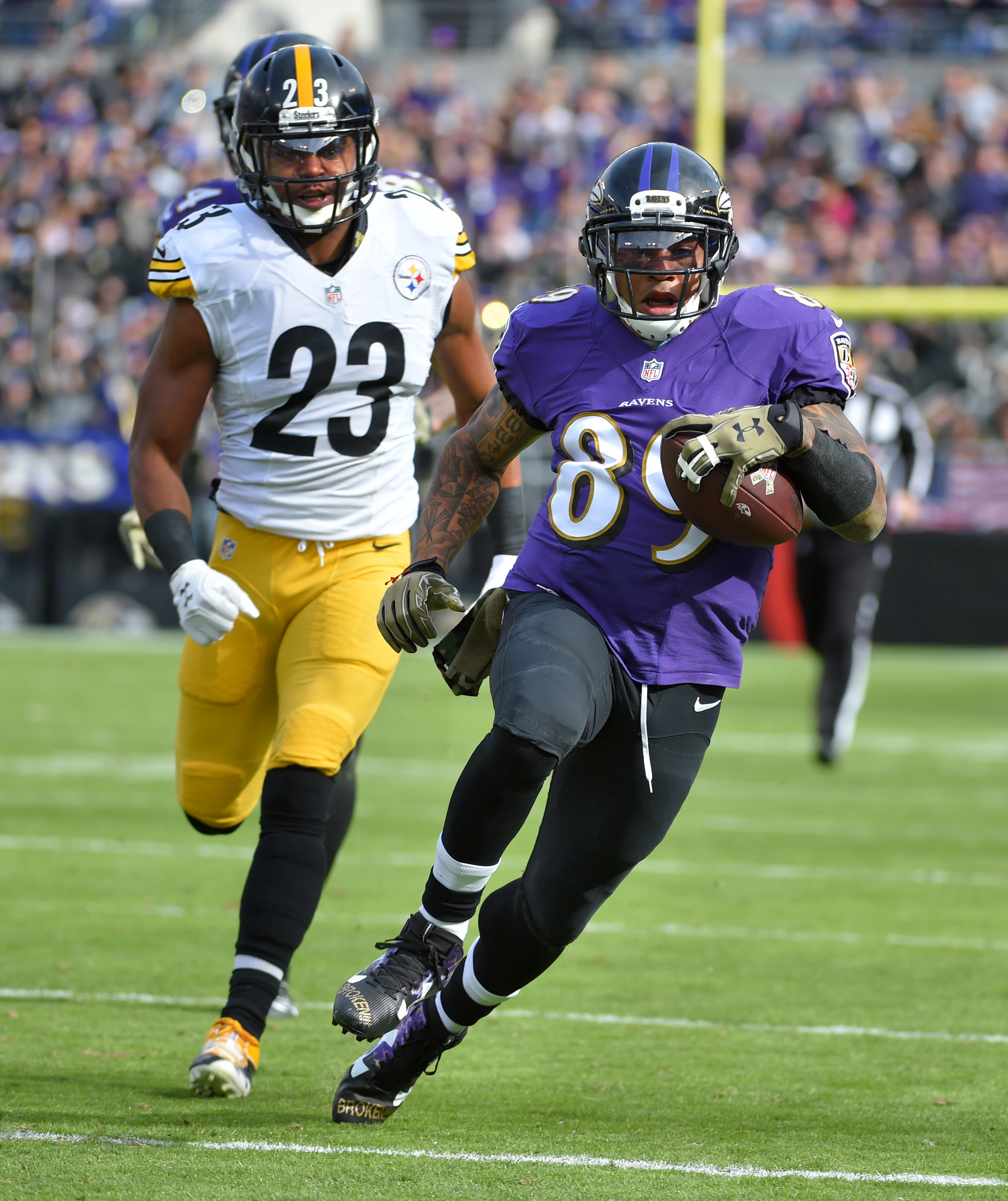 Steve Smith Sr nears another milestone as his possible HOF career