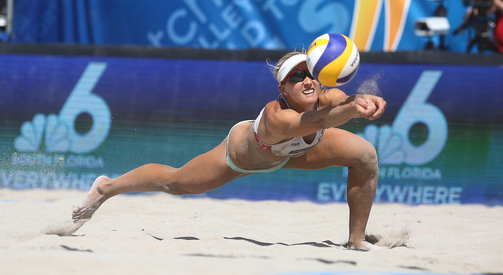 volleyball frauen beach