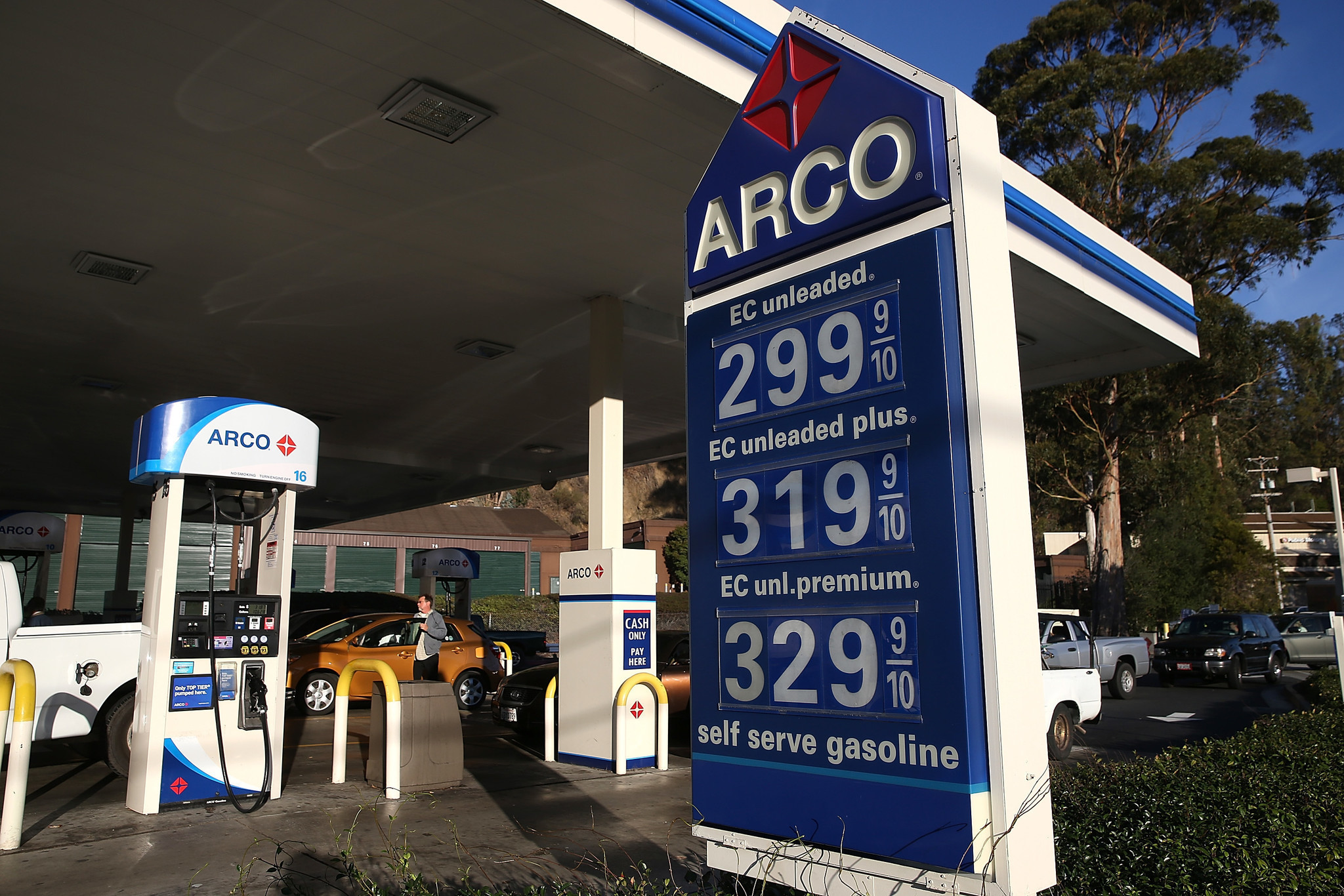 Arco Gas >> State Counties Settle With Bp For 14 Million Over Fuel Tank