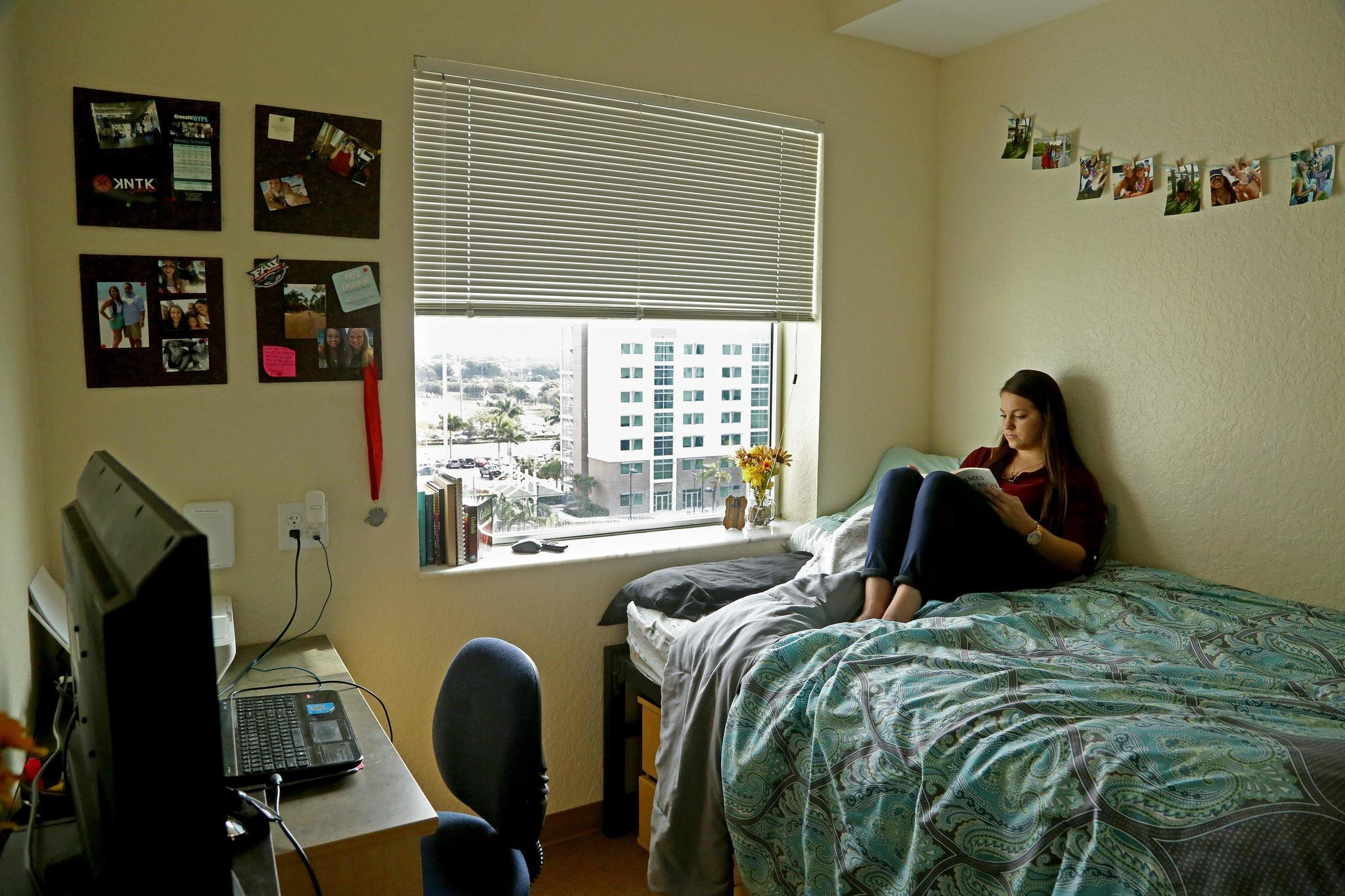 Fau Plans More Student Housing As Demand Booms Sun Sentinel
