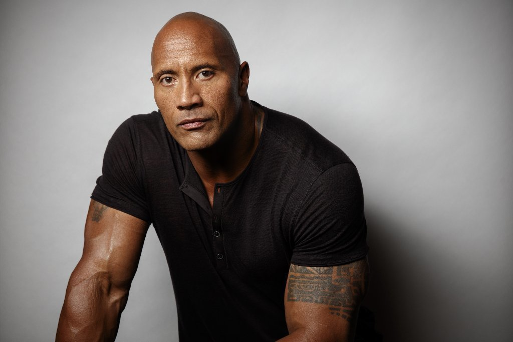 Dwayne Johnson gets animated in Disney's Polynesian musical adventure 'Moana'