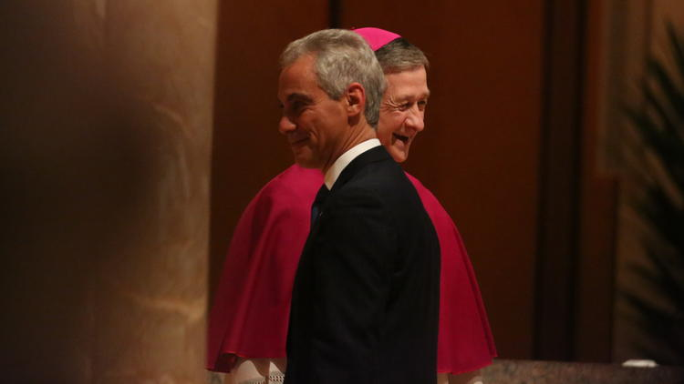 Who's with Emanuel in Rome? Some of his top campaign contributors – Chicago Tribune