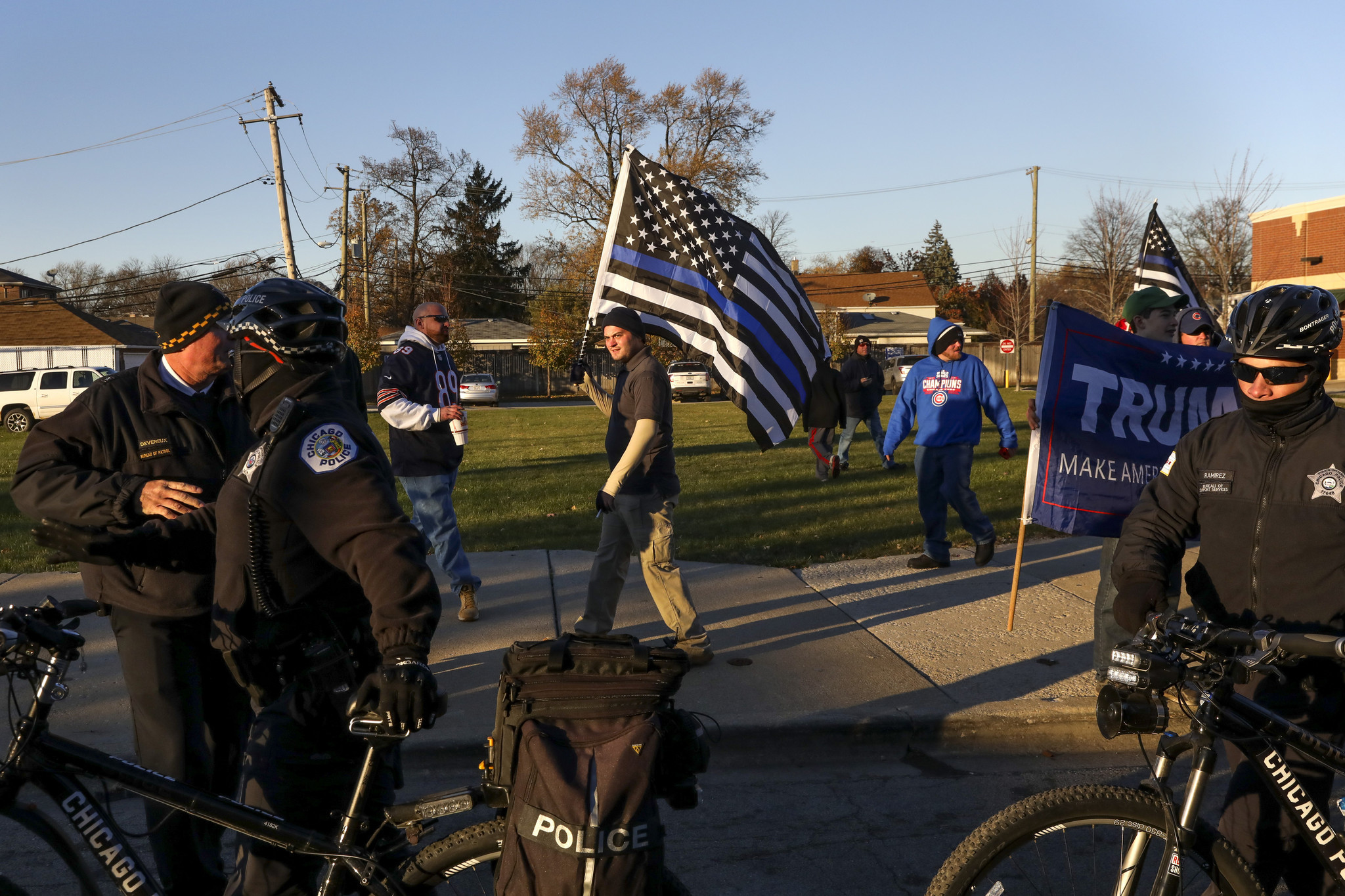 Racially charged strife erupts again over police shooting in mount greenwood chicago tribune