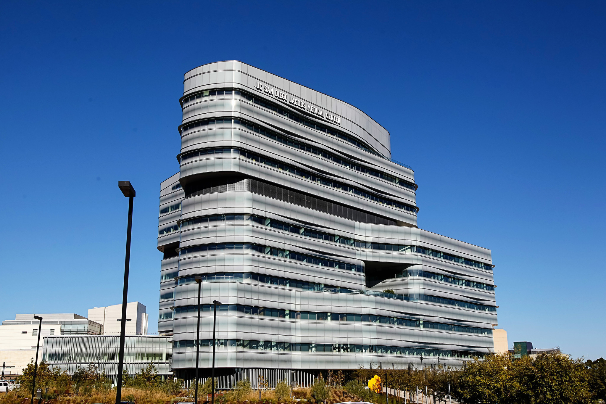 Jacobs Medical Center Latest Example Of Region S Hospital