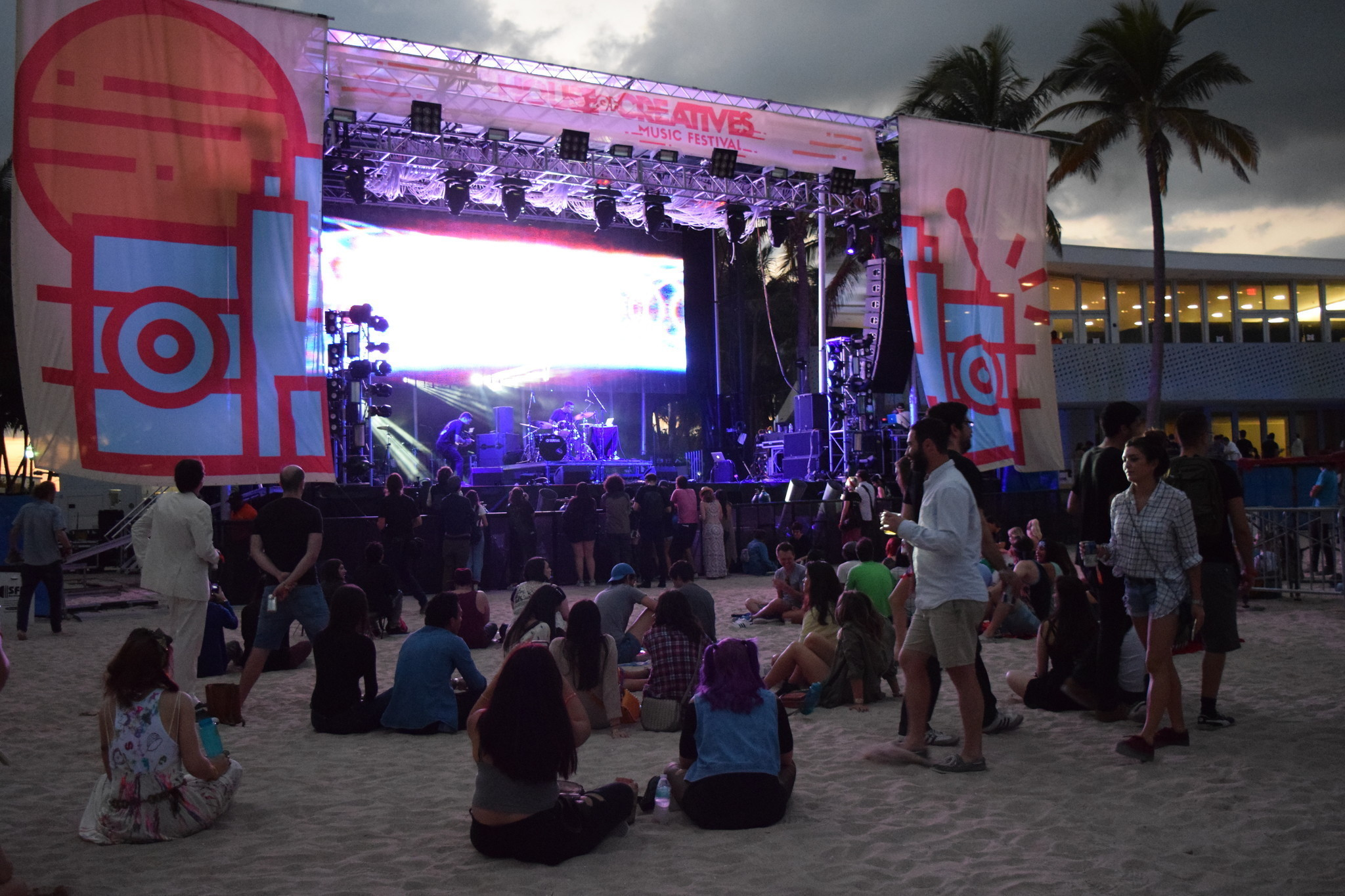 House of creatives music festival in miami beach for House music events