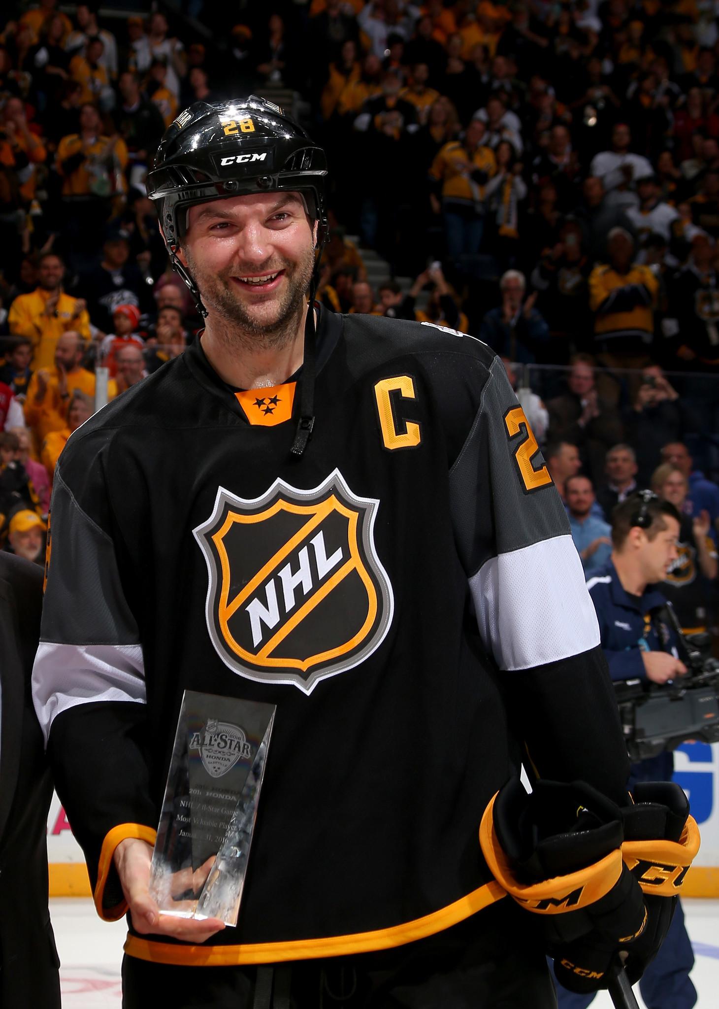 NHL puts 'John Scott Rule' in place for All-Star fan voting ...