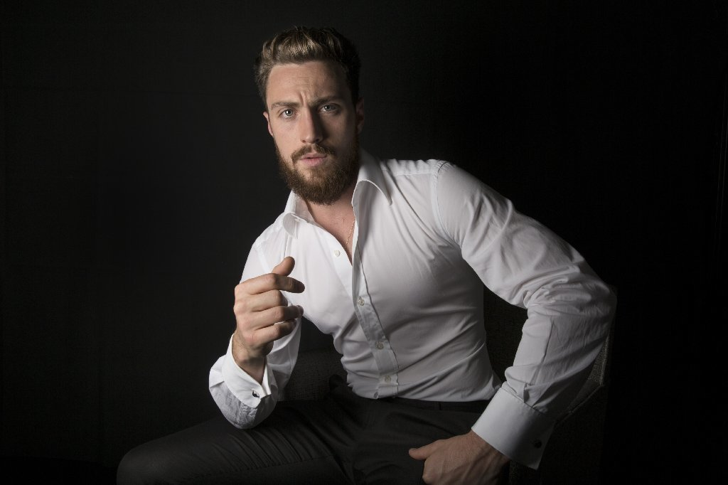 Aaron Taylor-Johnson i...