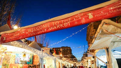 Christkindls, other holiday markets on East Coast work Old World magic