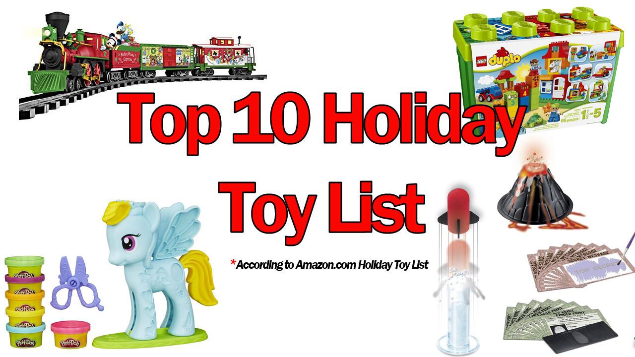 Top Ten Toys This Christmas : Top toys on amazon s holiday list the virginia gazette