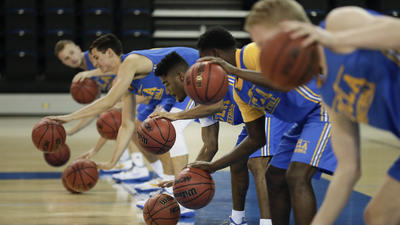 Ike Anigbogu is the latest heralded freshman who could soon make his debut for the UCLA men's basketball team