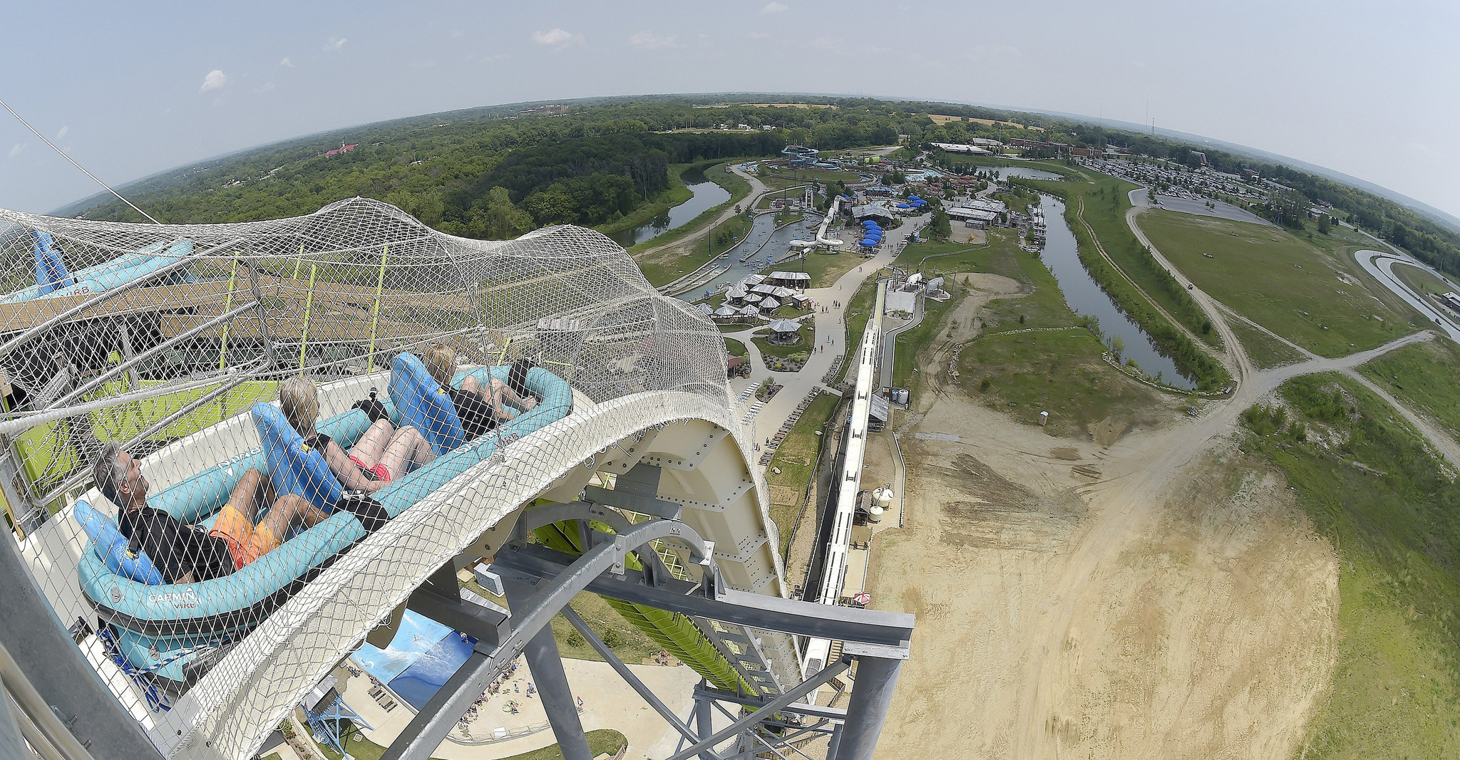 Kansas Waterslide To Be Torn Down After Boy S Decapitation