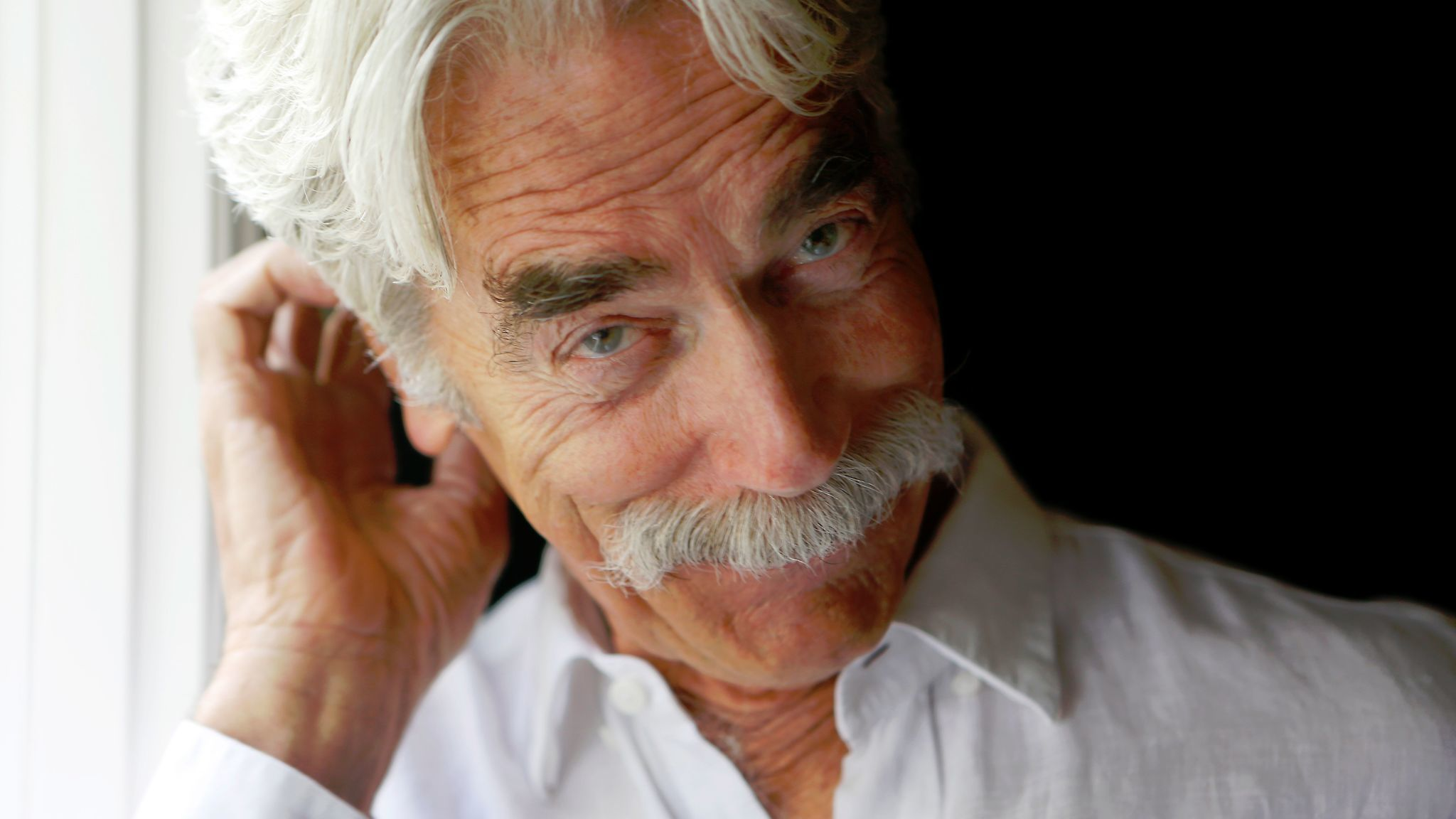 Sam Elliott discusses 'The Ranch' and the macho influence on his own career