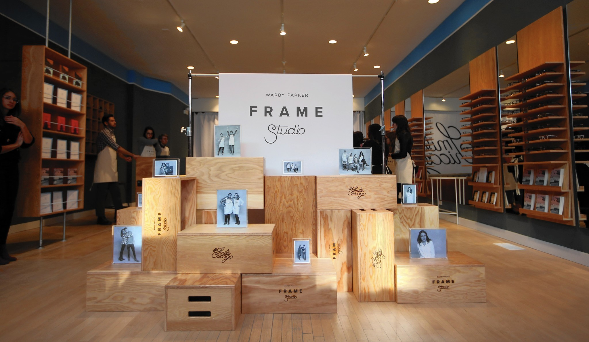 Warby Parker opens two more Chicago-area glasses stores - Chicago ...
