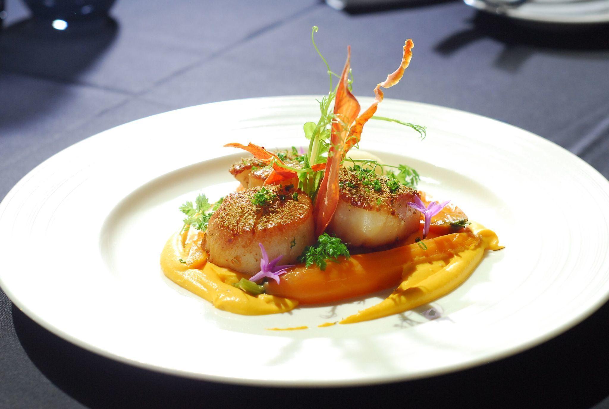 Elegant Ponsaty 39 S Celebrates Chef 39 S Life Career The San