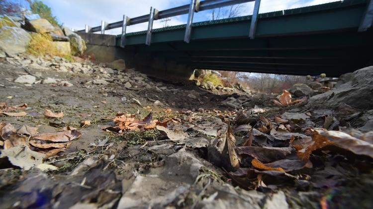Drought takes toll on Lehigh Valley streams; emergency pending?