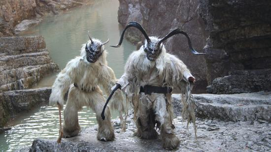 """From """"The Krampus and the Old, Dark Christmas: Roots and Rebirth of the Folkloric Devil"""""""