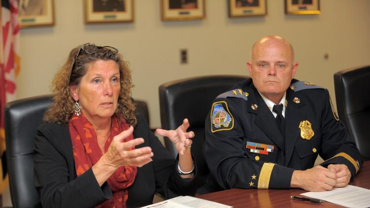Baltimore County Police on handling rape and sexual assault cases