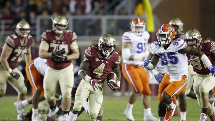 UF DT Joey Ivie 'heartbroken' after FSU