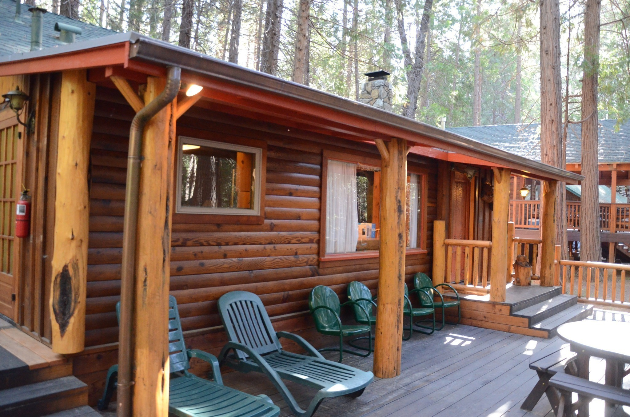 National park tips your secret weapon when booking a spot for Cabins in yosemite valley