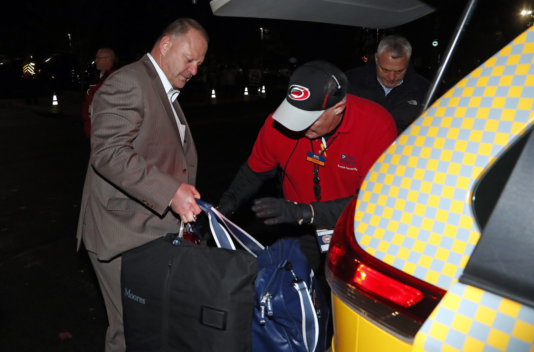 photos gerard gallant leaves raleigh after being fired sun sentinel