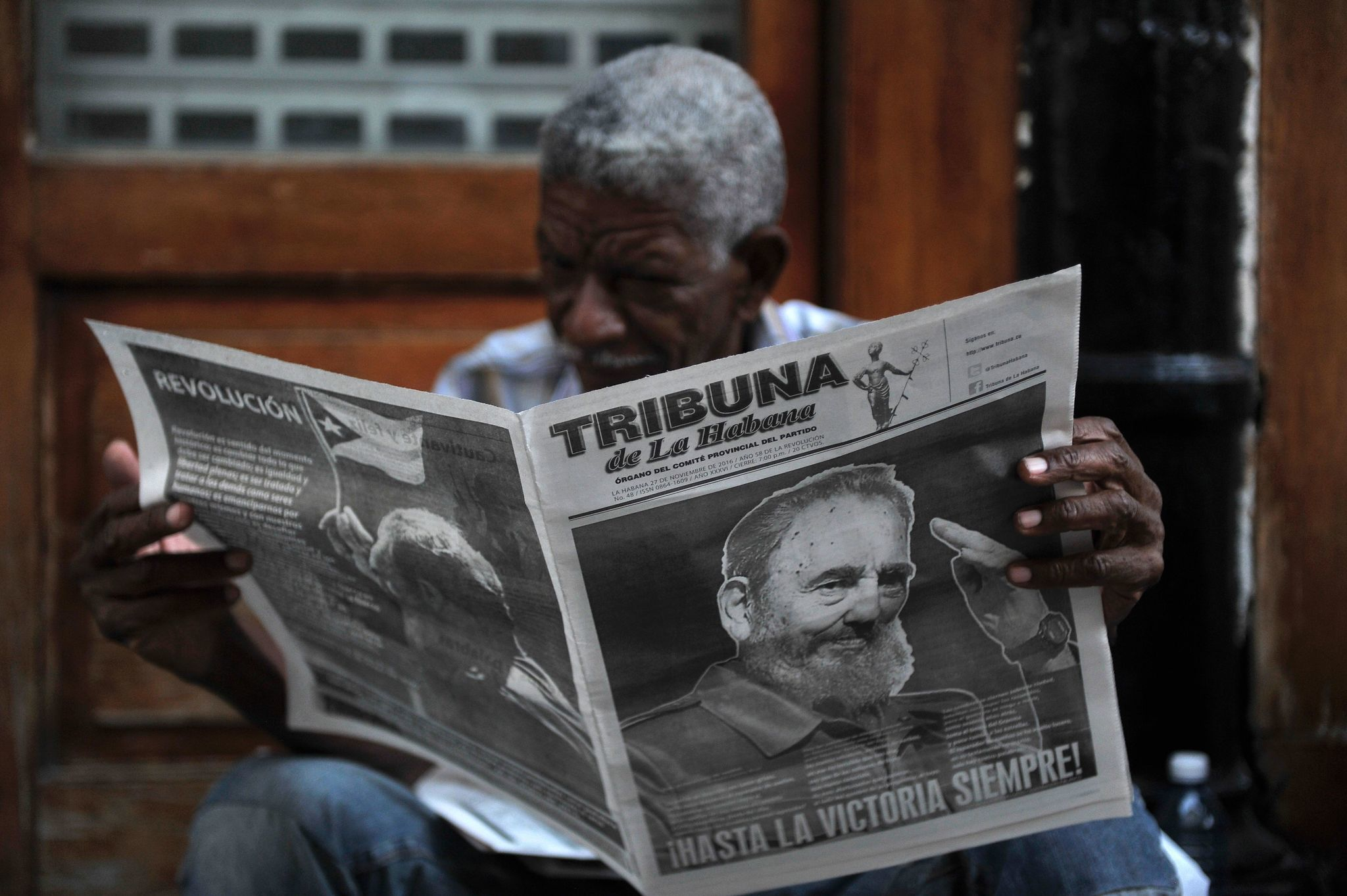 fidel castro and his rule over Former president fidel castro,  he also spoke of some of the mistakes and regrets over his decades of rule — admitting  fidel turned his trial defense.