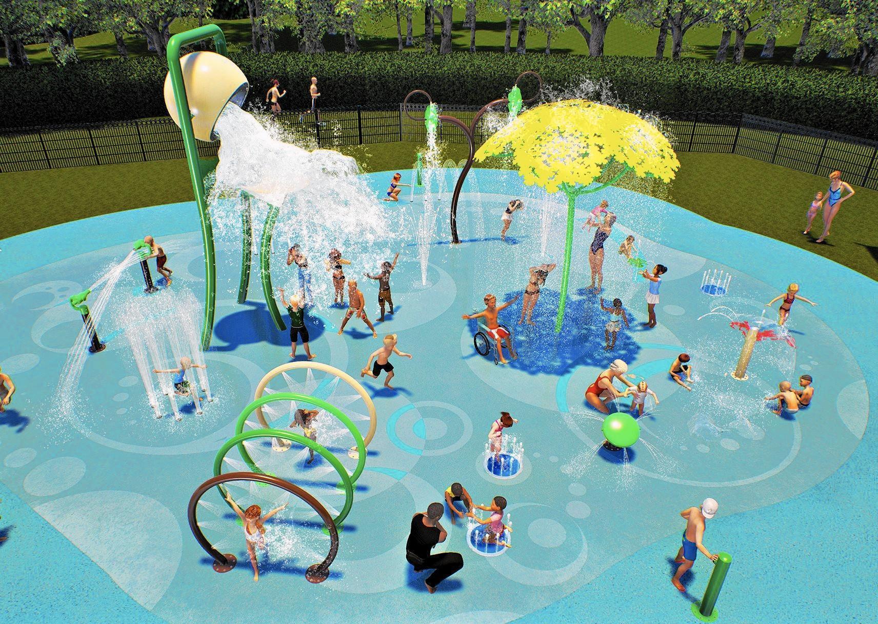 Leesburg Hopes To Make Splash With Water Park Orlando Sentinel
