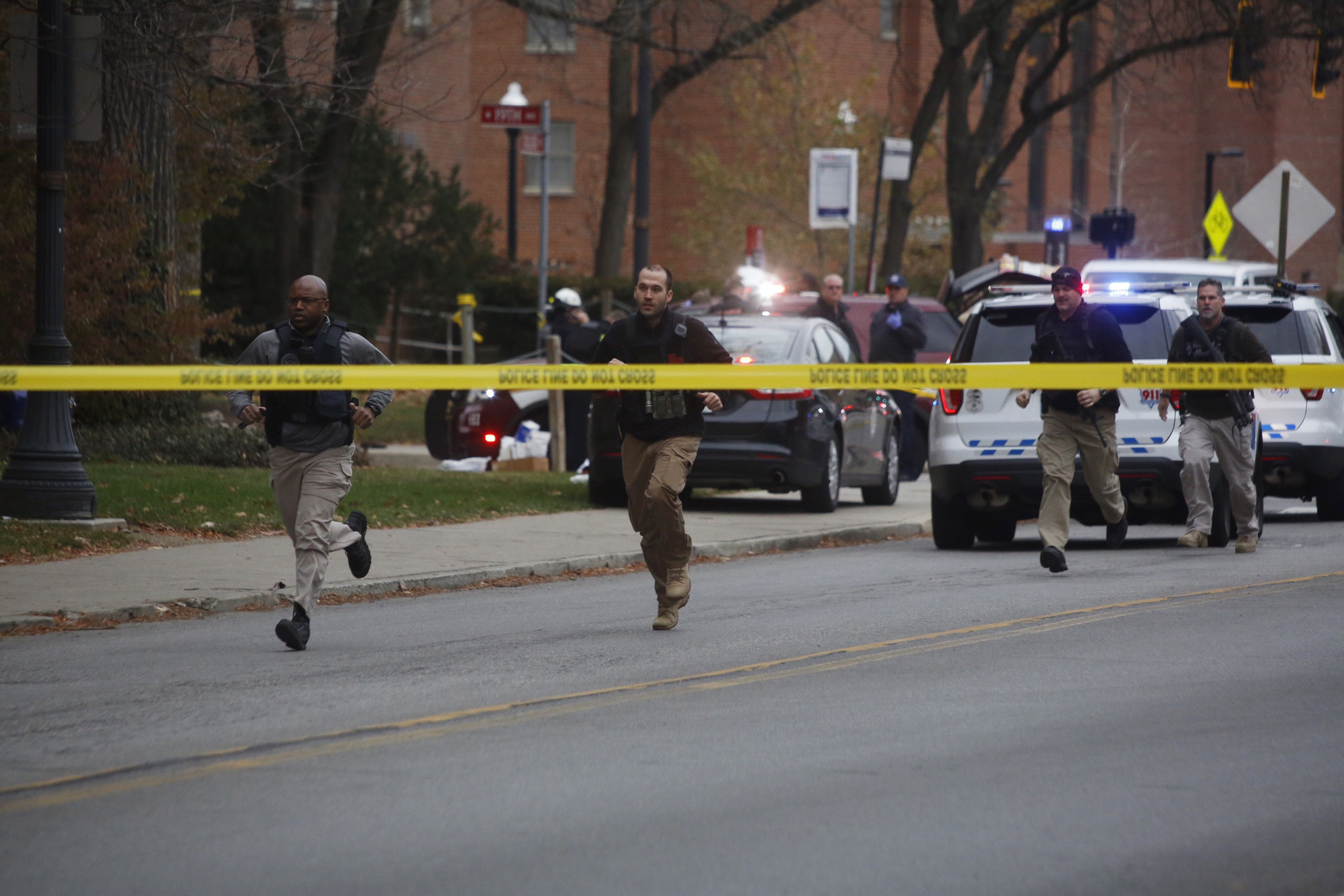 suspect who injured 11 in ohio state attack identified as student