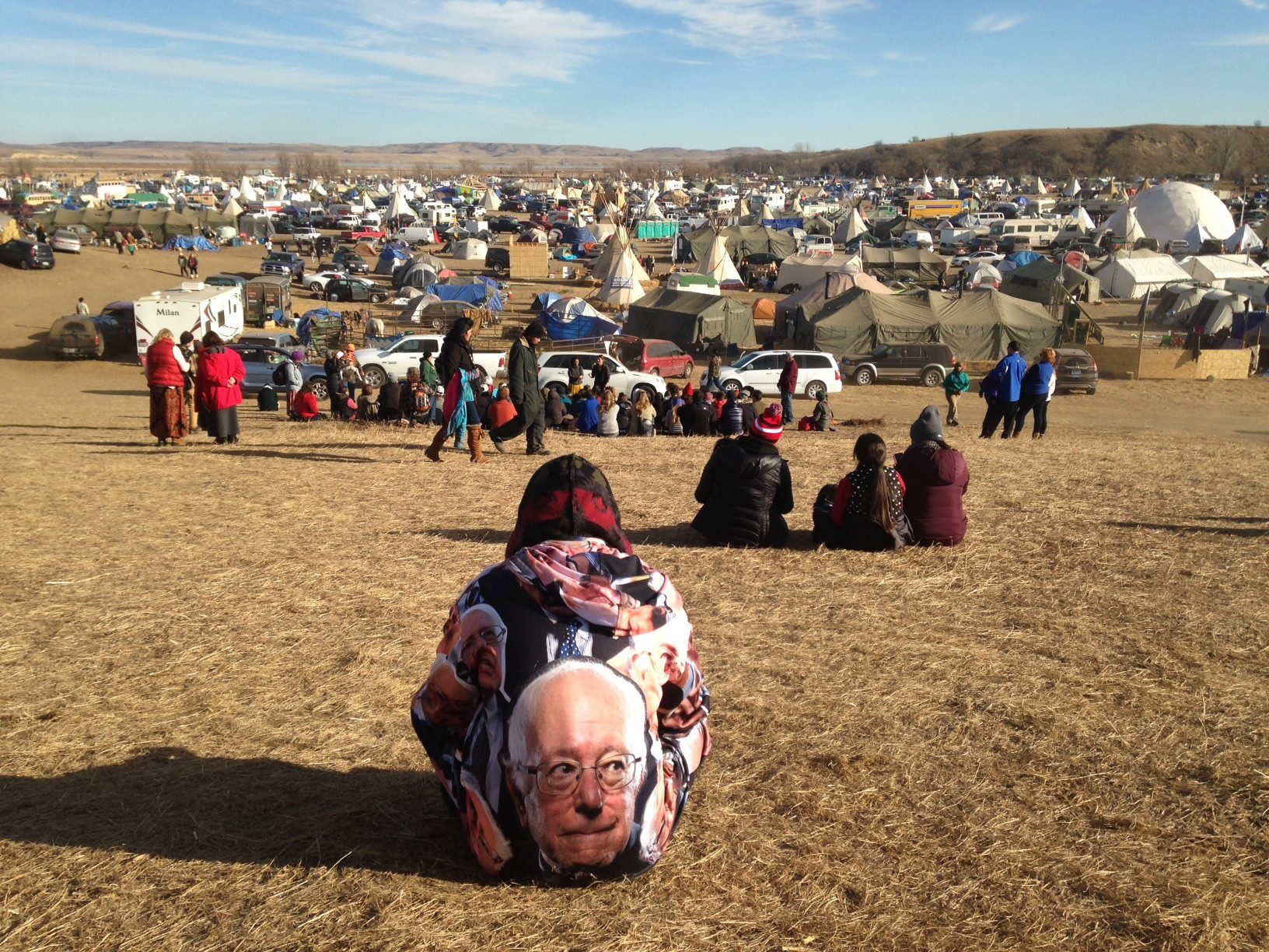 North Dakota Governor Orders Evacuation Of Standing Rock Protest - Us army corps of engineers map of dapl