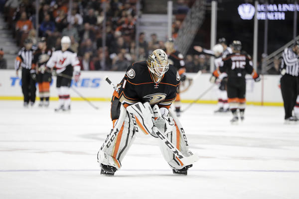 A Start Against Montreal Would Be A Dream Come True For Ducks Goalie (and Quebec Native) Jonathan Bernier