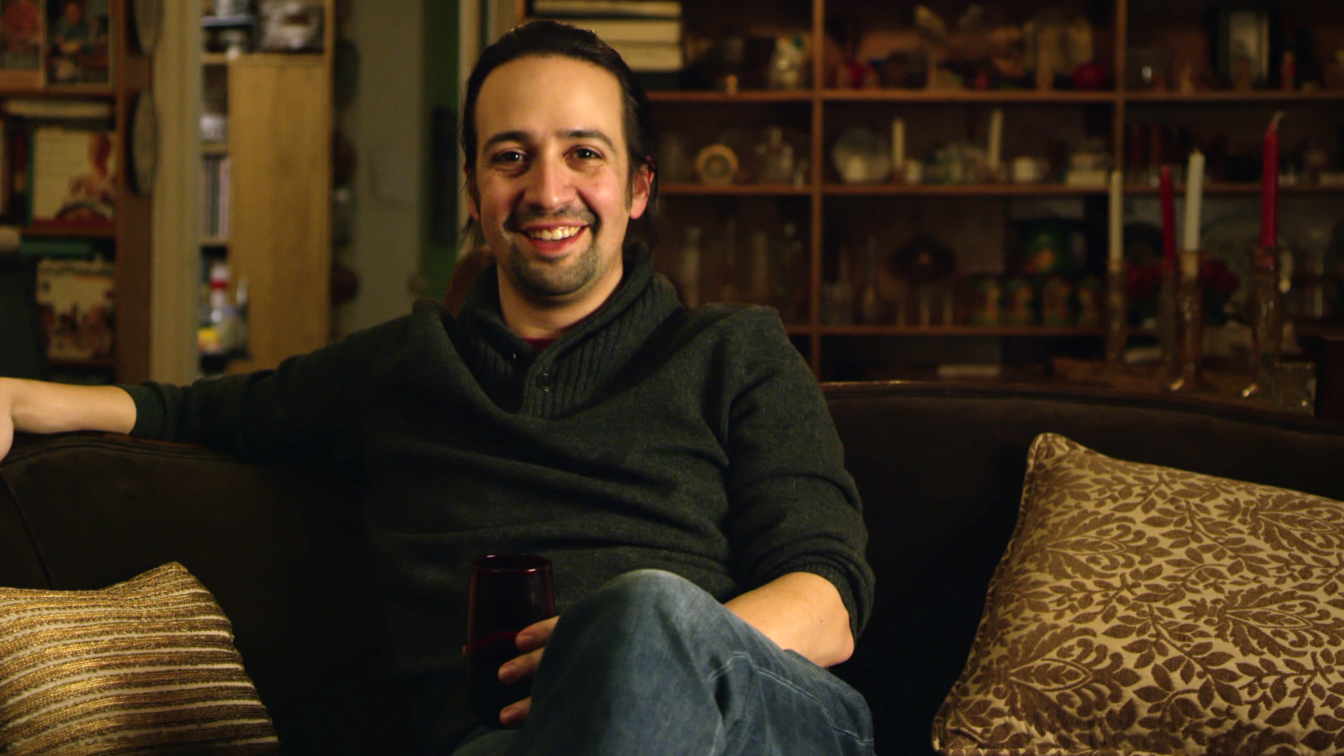 Lin-Manuel Miranda Gets Wasted & Talks About Hamilton in Drunk History Clip