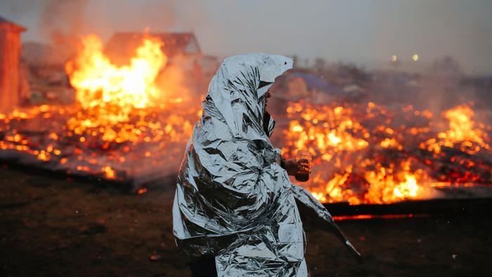 Photos: Dakota Access Oil Pipeline protests