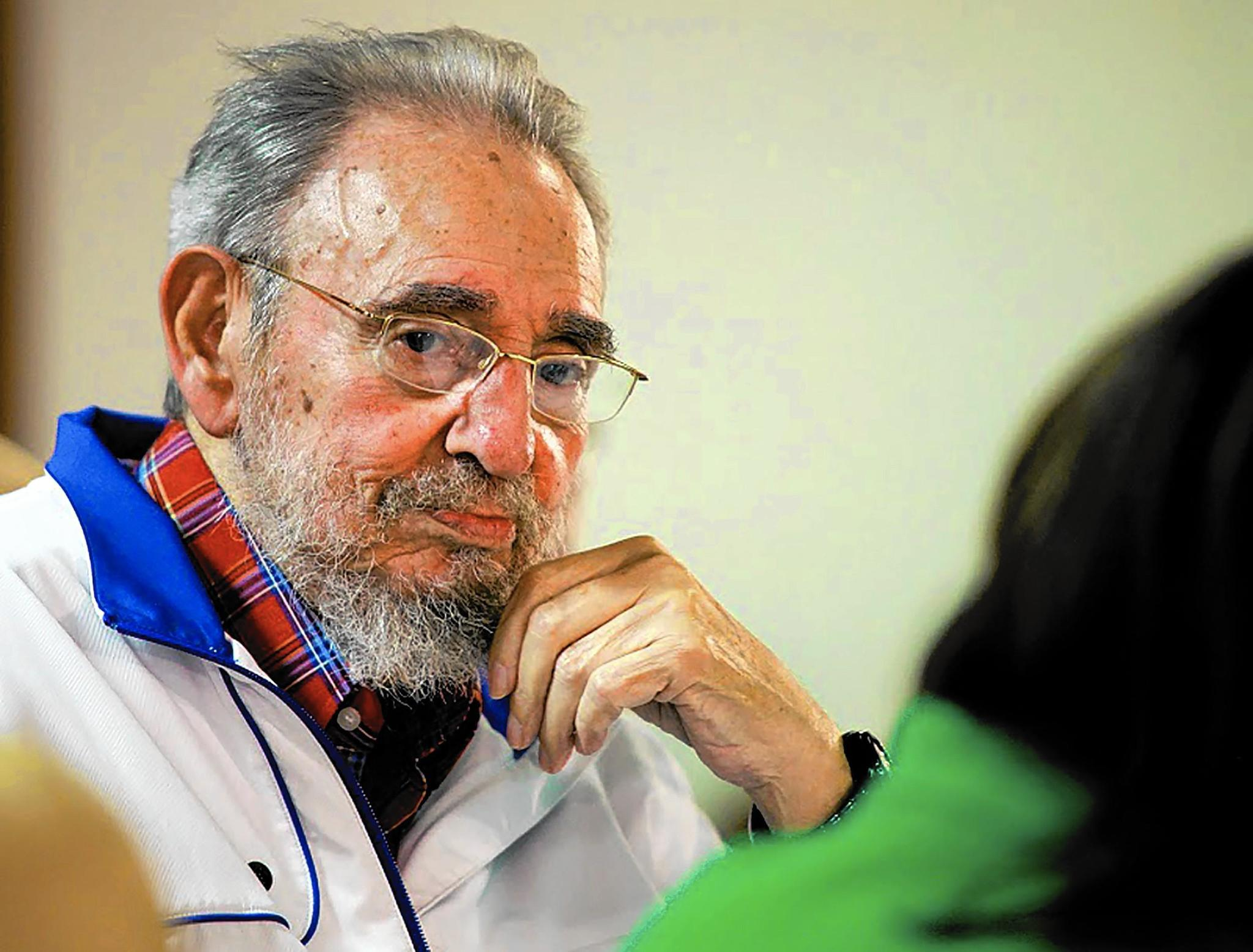 reaction to castro announces the revolution essay Fidel castro's prestige at home and abroad continues to decline in the comparatively near future the cuban people may be confronted with real political choices and the united states may once again have to deal with the question of relations with cuba as ambassador to cuba in 1959 and 1960, the .