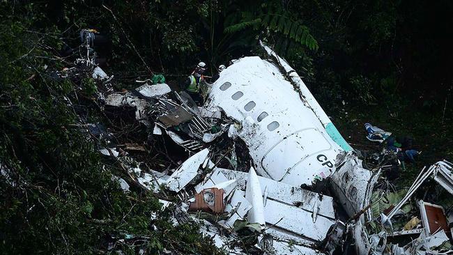 Chapecoense Crash