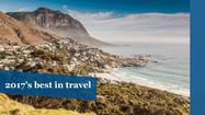 2017's best in travel