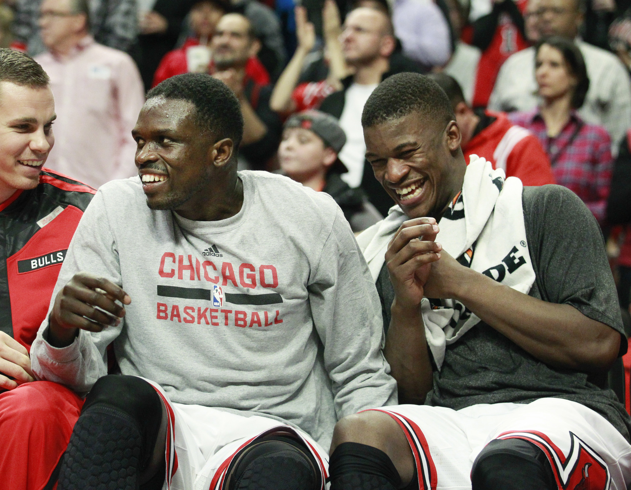 Jimmy Butler ready to reconnect with mentor Luol Deng Chicago