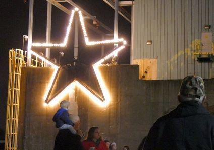 Star of Bethlehem lighting at Sparrows Point set for Wednesday