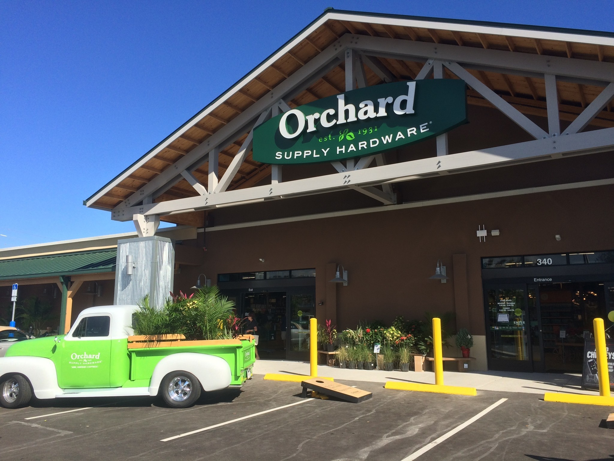 SAN JOSE -- Orchard Supply Hardware, the iconic do-it-yourself, fix-it chain founded in San Jose during the Great Depression, is closing all its stores by year's end, a spokeswoman for parent.