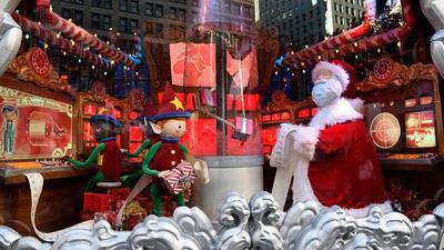 Behind The Scenes of Macy's Iconic Holiday Window Display