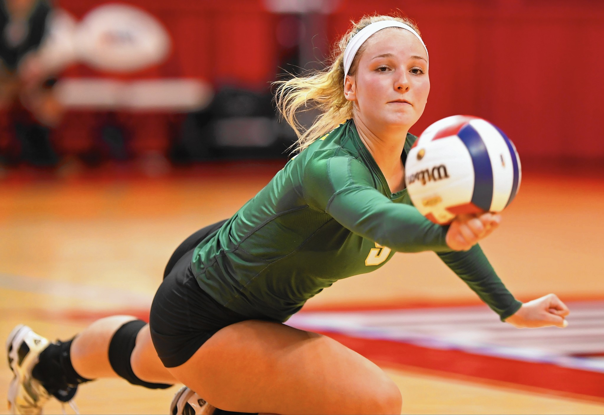 q u0026a  stevenson u0026 39 s jori radtke  girls volleyball player of