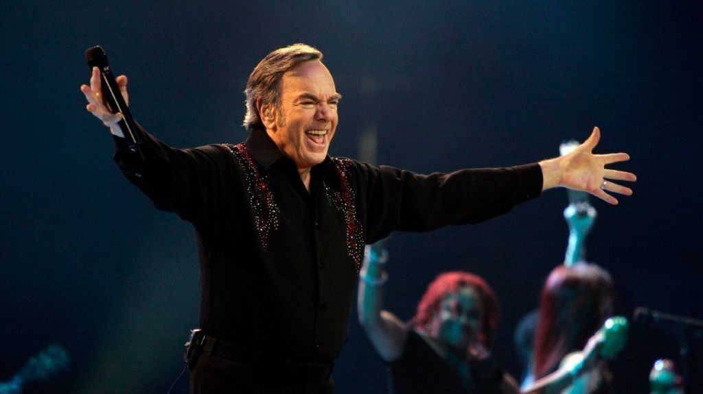 Neil Diamond sets 50th anniversary tour, including concert in San Diego