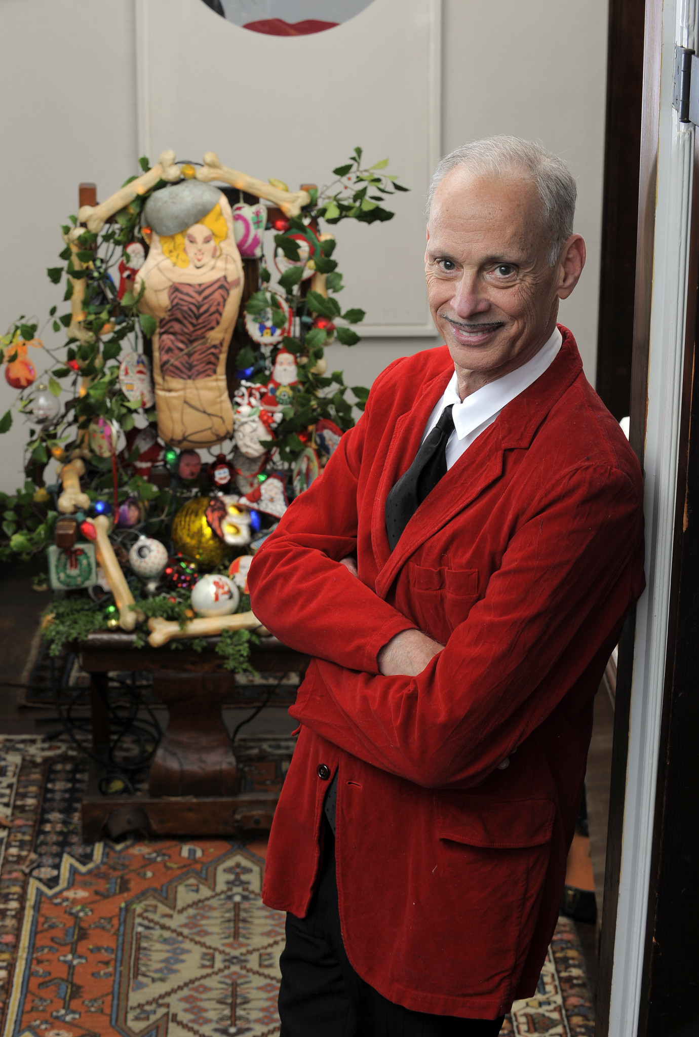 a john waters christmas baltimore sun - John Waters Christmas