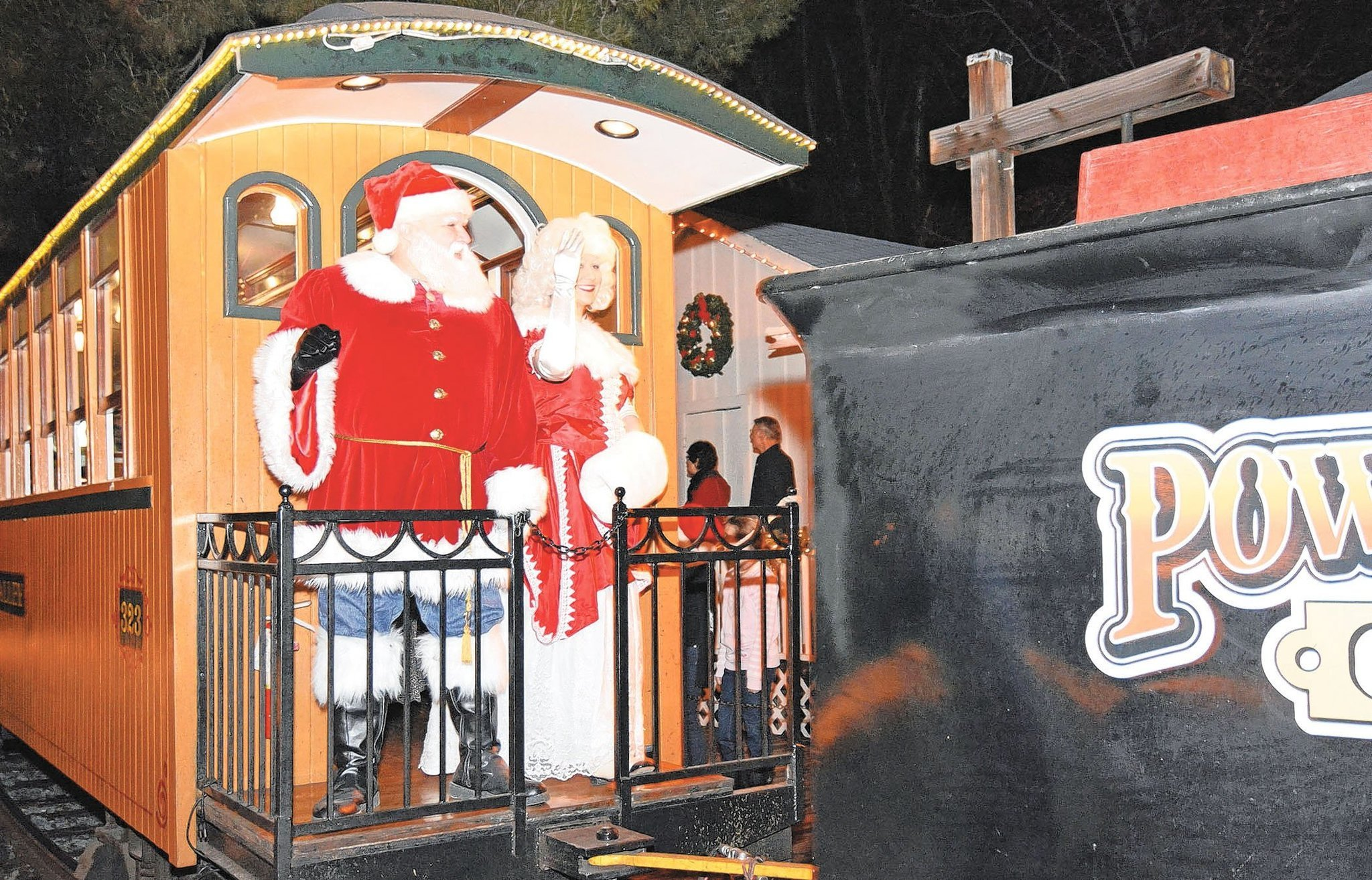 """Christmas in the Park"" returns to Old Poway Park on Dec. 10."