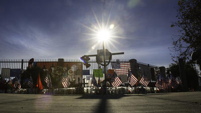 Some San Bernardino victims say the county has abandoned them
