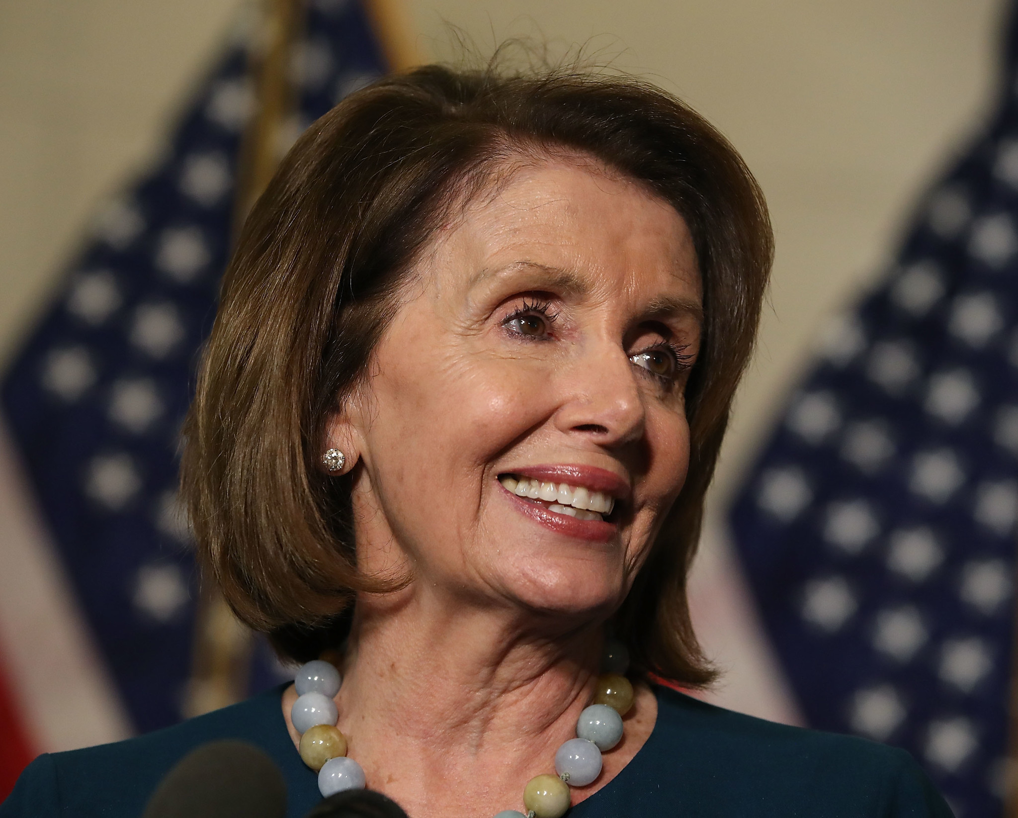 after beating back rival for house leadership post, nancy pelosi